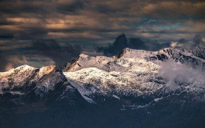 Silent Beauty: The Italian Alps